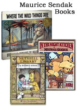 Where the Wild Things Are Book Maurice Sendak