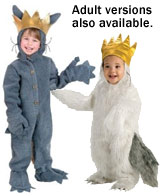 Where the Wild Things Are Costume Max Pajamas