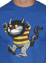 Wild Thing Moishe t-shirt
