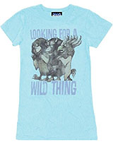 Looking For a Wild Thing tee