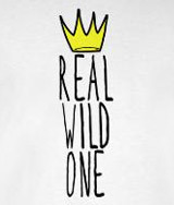 Real Wild One t-shirt