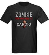 Zombieland Cardio shirt