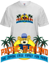 Pacific Playland shirt