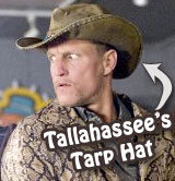 Tallahassee's Cowboy Hat